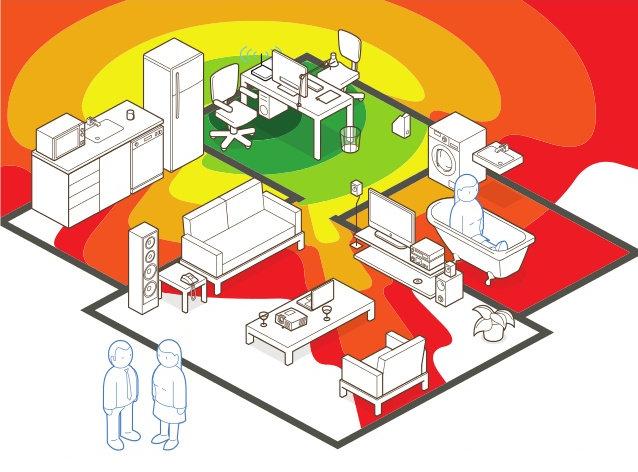 вреден ли вай фай роутер в квартире для здоровья