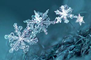 структурированная вода Ковалькова за 1 минуту снежинка