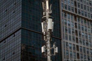 мачта 5G вышка 5G