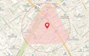 зона покрытия 5g в Москве Тверская