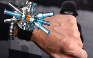 Квантовая физика применение в жизни -портативные атомные часы