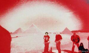 Микролептонное поле пирамид